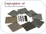 Lamiere forate e reti metalliche - Vendita online - Sapuppo.it