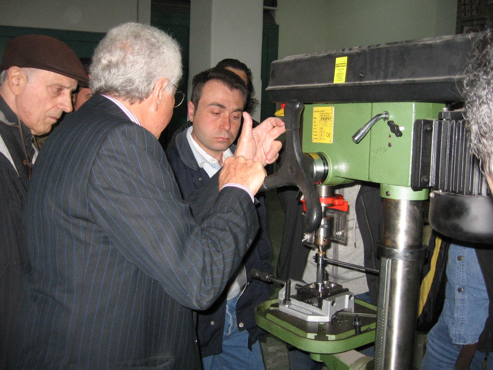 Sapuppo.it - Training tecnico Magugliani 2010