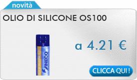 IN PROMOZIONE: Olio di silicone OS100