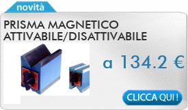 IN PROMOZIONE: Prisma magnetico attivabile/disattivabile di precisione MIB