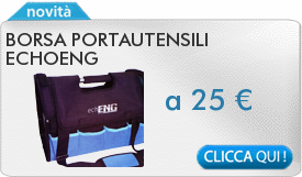 IN PROMOZIONE: Borsa portautensili ECHOENG