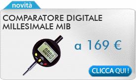 IN PROMOZIONE: Comparatore digitale millesimale MIB