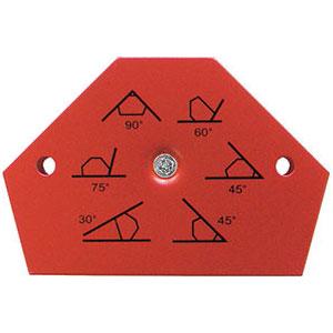 [ 3295EP ] - Sicutool - Squadra magnetica per saldatori con sei diverse angolazioni fisse
