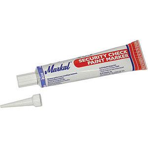 [ 3429 23 ] - Sicutool - Marcatore blu per controllo di sicurezza a tubetto