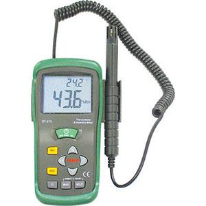 [ 4476GTA ] - Sicutool - Termo igrometro professionale digitale