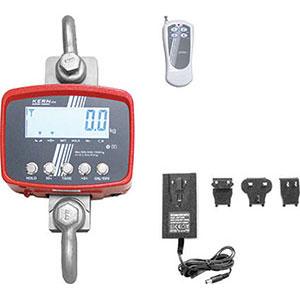 [ 4487GTE ] - Sicutool - Dinamometro elettronico digitale a triplo range