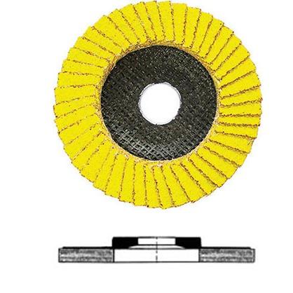 [ 7924GA ] - Sicutool - Disco lamellare piccolo in tela a grano ceramico