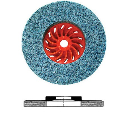 [ 7932A ] - Sicutool - Disco compresso per finitura inox