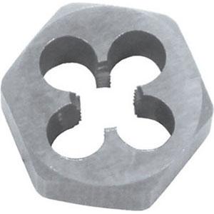 [ 9376G ] - Sicutool - Filiere corpo esagonale passo metrico iso grosso