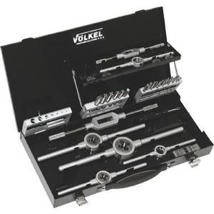 [ 9388G ] - Sicutool - Set di utensili in acciaio super rapido per filettature a passo metrico grosso