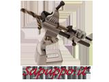Supporto regolabile per affilatura punte - Vendita online su Sapuppo.it