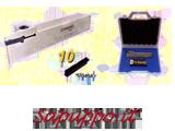 IN PROMOZIONE: Kit utensile cegr per scanalatura esterna con 10 inserti ctsn
