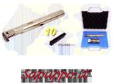 Kit utensile CIGR per scanalatura interna con 10 inserti CTSN