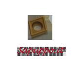 Inserti per tornitura ECMT
