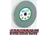 Mole a disco in carburo di silicio verde FERVI