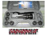 Set mandrino portapinza ISO30 ER32 + 6 pinze