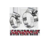 Fascette stringitubo in acciaio zincato - Vendita online su Sapuppo.it