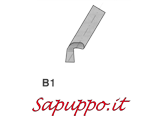 Utensili per interno in HSS B1 per torni - Vendita online su Sapuppo.it