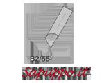 Utensili per interno in HSS B2/55� per torni - Vendita online su Sapuppo.it