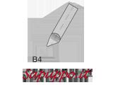 Utensili per interno in HSS B4 per torni - Vendita online su Sapuppo.it