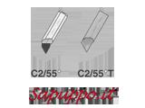 Utensili per interno saldobrasati C2/55� - Vendita online su Sapuppo.it