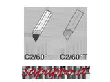 Utensili per interno saldobrasati C2/60� - Vendita online su Sapuppo.it