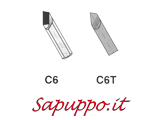 Utensili per interno saldobrasati C6 - Vendita online su Sapuppo.it