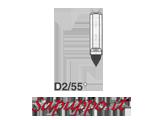 Utensili per interno saldobrasati D2/55� - Vendita online su Sapuppo.it