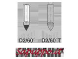 Utensili per interno saldobrasati D2/60� - Vendita online su Sapuppo.it