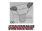 Utensili per PTR/limatrice e pialla DD