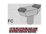 Utensili per PTR/limatrice e pialla FC - Vendita online su Sapuppo.it