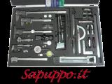 Valigetta con kit di 28 strumenti di misura MIB GERMANY