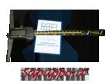 Calibro digitale di profondit� 0-200 MIB 6042