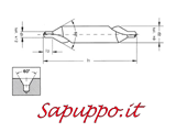 Punte HSS MASTER art. 108 - Vendita online su Sapuppo.it