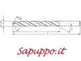 Punte HSS MASTER art. 117 - Vendita online su Sapuppo.it
