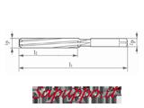 Alesatori cilindrici MASTER art. 800
