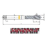 Maschi a macchina metrici elica 40� MASTER art. M422DL