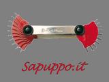 Calibro a tampone per fori 0,45-1,5 - Vendita online su Sapuppo.it