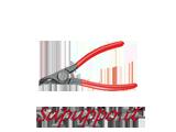 Pinze piegate per seeger esterni GEDORE - Vendita online su Sapuppo.it