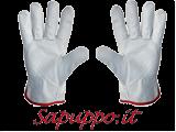 IN PROMOZIONE: Promo confezione di 12 paia di guanti in pelle fiore bovina