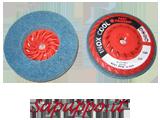 Disco compresso per inox CWA-INOX COOL ROSVER