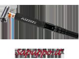 Minismerigliatrice angolare professionale pneumatica ad alta velocit� con accessori - Vendita online su Sapuppo.it