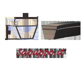 Cinghie trapezoidali sezione -A