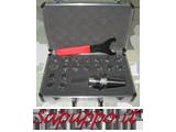 Kit mandrino BT40 con 18 pinze ER32 e chiave - Vendita online su Sapuppo.it