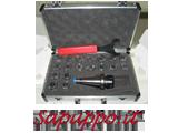 Kit mandrino ISO40 DIN 2080 con 18 pinze ER32 e chiave