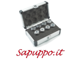 Serie 8 pinze ER32 - Vendita online su Sapuppo.it