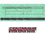Punte cilindriche lunghe HSS - Vendita online su Sapuppo.it