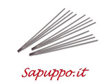 Elettrodi basici  - Vendita online su Sapuppo.it