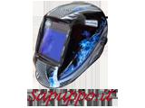 Maschera a cristalli liquidi Maxi Vision SOGES - Vendita online su Sapuppo.it