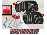 Serie chiavi esagonali USAG